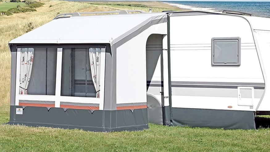 einzugszelt 02 das schutzdach f r wohnwagen wohnmobil. Black Bedroom Furniture Sets. Home Design Ideas